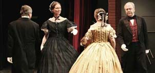 Performers at the Historical Society of Carroll County