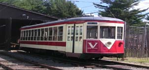 Photo Credit: National Capital Trolley Museum