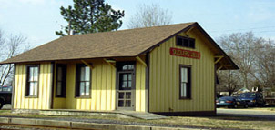 Sudlersville Train Station Museum
