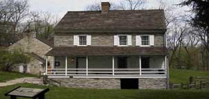 Jonathan Hager House and Museum