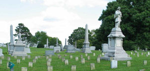 Photo Credit: Rose Hill Cemetery