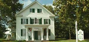 Calvin B Taylor House Exterior