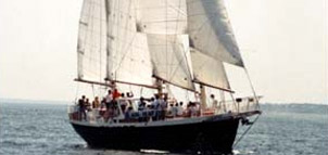 Photo of sailing Schooner