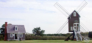 Photo Credit: Spocott Windmill Foundation