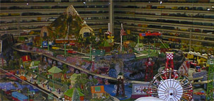 Photo of Model Train Garden