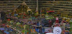 Photo of Model Train Garden