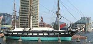 photo of USS Constellation