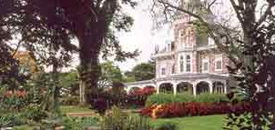 Cylburn Arboretum exterior view