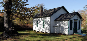 One Room Schoolhouse Photo