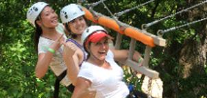 Terrapin Adventures swing line