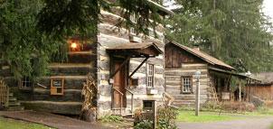 Cabin at Cassleman Inn