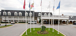Photo Credit: Colony South Hotel and Conference Center