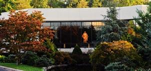 Washington D.C. Temple Visitors Center