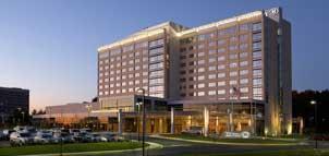 Hilton Baltimore BWI Airport Hotel