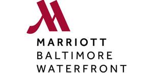 Marriott Baltimore Waterfront logo