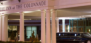 Inn at the Colonnade exterior view