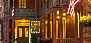 Photo Credit: Historic Inns of Annapolis
