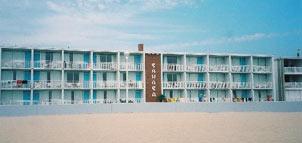 Sahara Motel exterior view