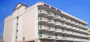 The Hotel Monte Carlo & Suites exterior