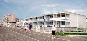 Ocean Mecca Motel-Boardwalk