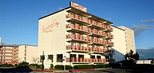 Flamingo Motel exterior view