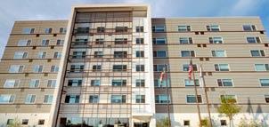 Element-Arundel Mills Hotel exterior