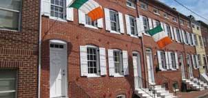 Historic Irish community