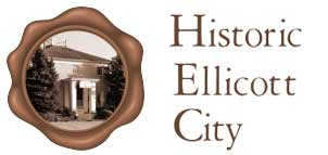Historic Ellicott City logo