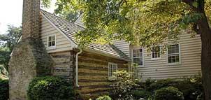 House at Josiah Henson Park
