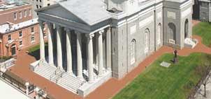 Basilica exterior