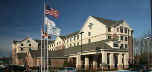 Homewood Suites by Hilton Baltimore exterior