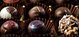 Chocolates from SPAGnVOLA