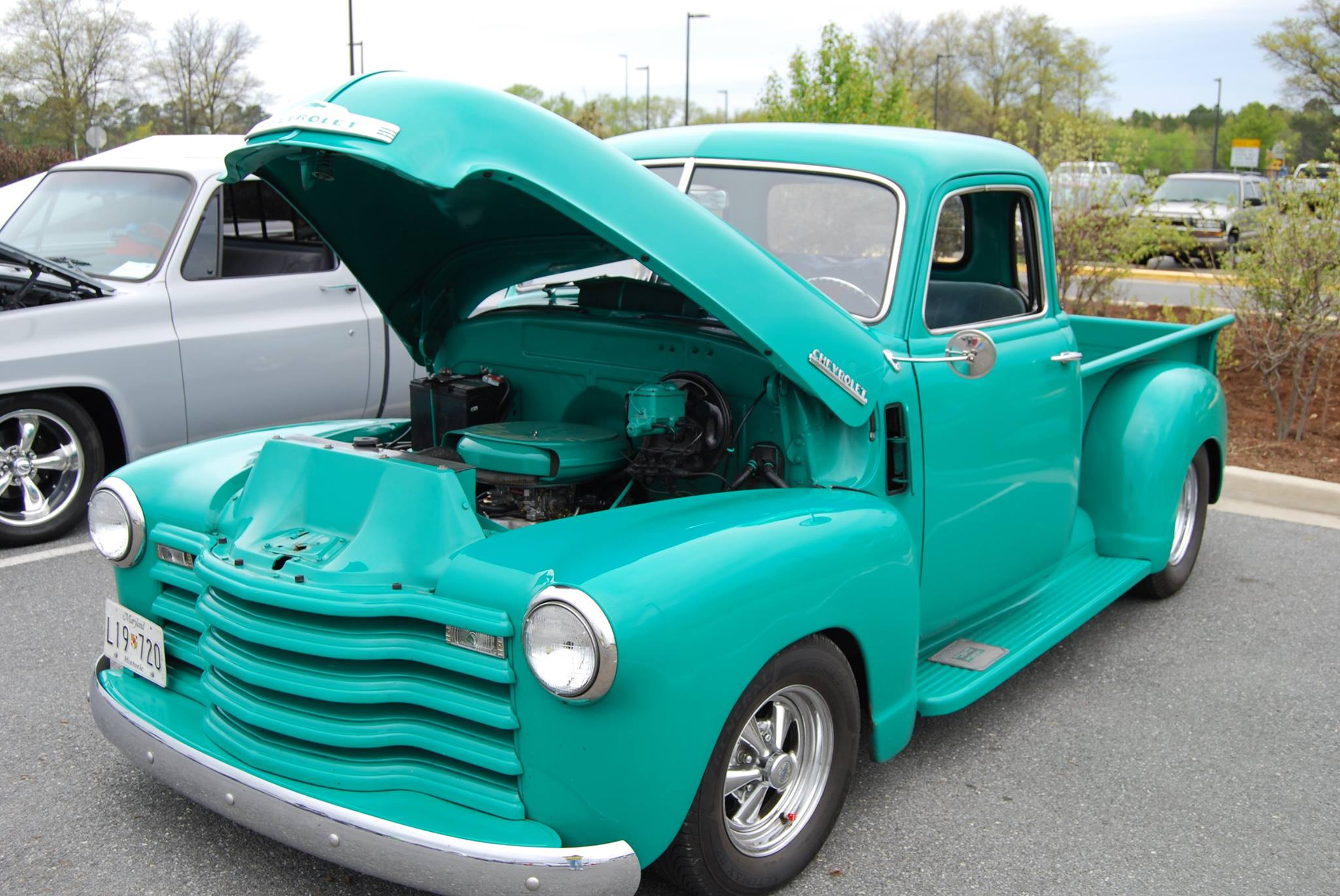 DCTC Car Show and Spring Fest, 2nd Annual.
