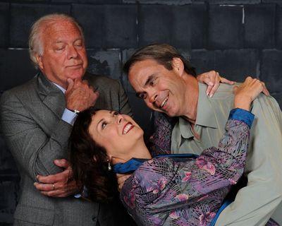 Richard Manichello, Michele & Greg Guyton. Photo by Tom Lauer.