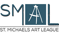 St. Michael's Art League Logo