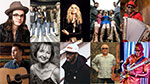 Free concerts featuring many performers including those pictured
