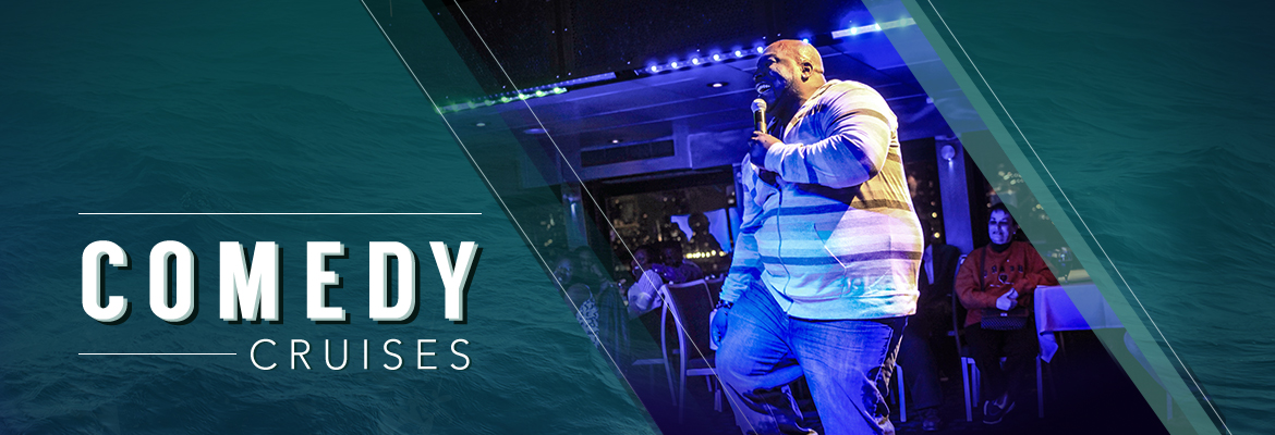 Summer Comedy Cruise on the Potomac with Mike Brooks