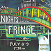 Nights on the Fringe poster