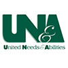 Logo for United Needs & Abilities