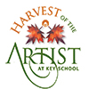 Harvest of the Artist show flyer