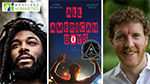 Authors Jason Reynolds and Brendan Kiely.
