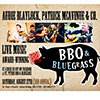 BBQ & Bluegrass poster