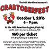 Crabtoberfest poster
