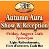 Arts by the Bay Autumn Aura poster