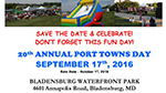 Port Towns Day Festival flyer
