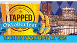 Tapped: The Ultimate Craft Beer Festival flyer