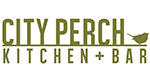 City Perch Kitchen + Bar sign