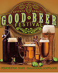 The Good Beer Festival at Pemberton Historical Park flyer.