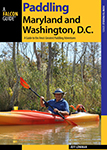 Paddling Maryland & Washington DC Book Cover