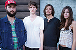 Houndmouth Indie Rock Group photo